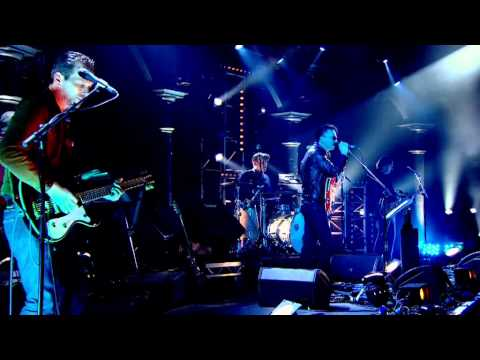 Richard Hawley - Down In The Woods - 2012 Barclaycard Mercury Prize Awards
