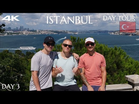 What to Do in ISTANBUL in 24 Hrs 🇹🇷❤️ Full City Historic Tour Guide 4K (İstanbul Gezi Turu)