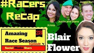 Amazing Race Season 28 Episode 4 Recap with Blair Fowler #RacersRecap