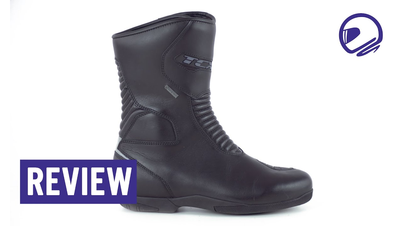 Product review: TCX X Five Gore Tex boots