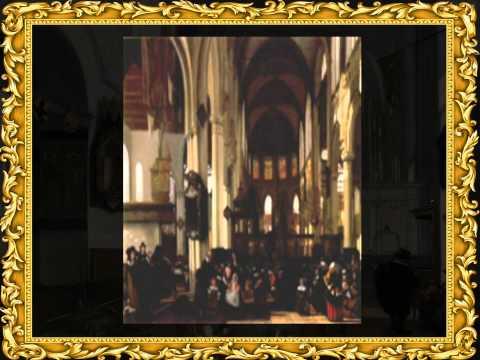 Картины Э. де Витте и музыка Марена Маре.