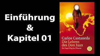 Hörbuch - Die Lehren des Don Juan - 01 - Carlos Castaneda
