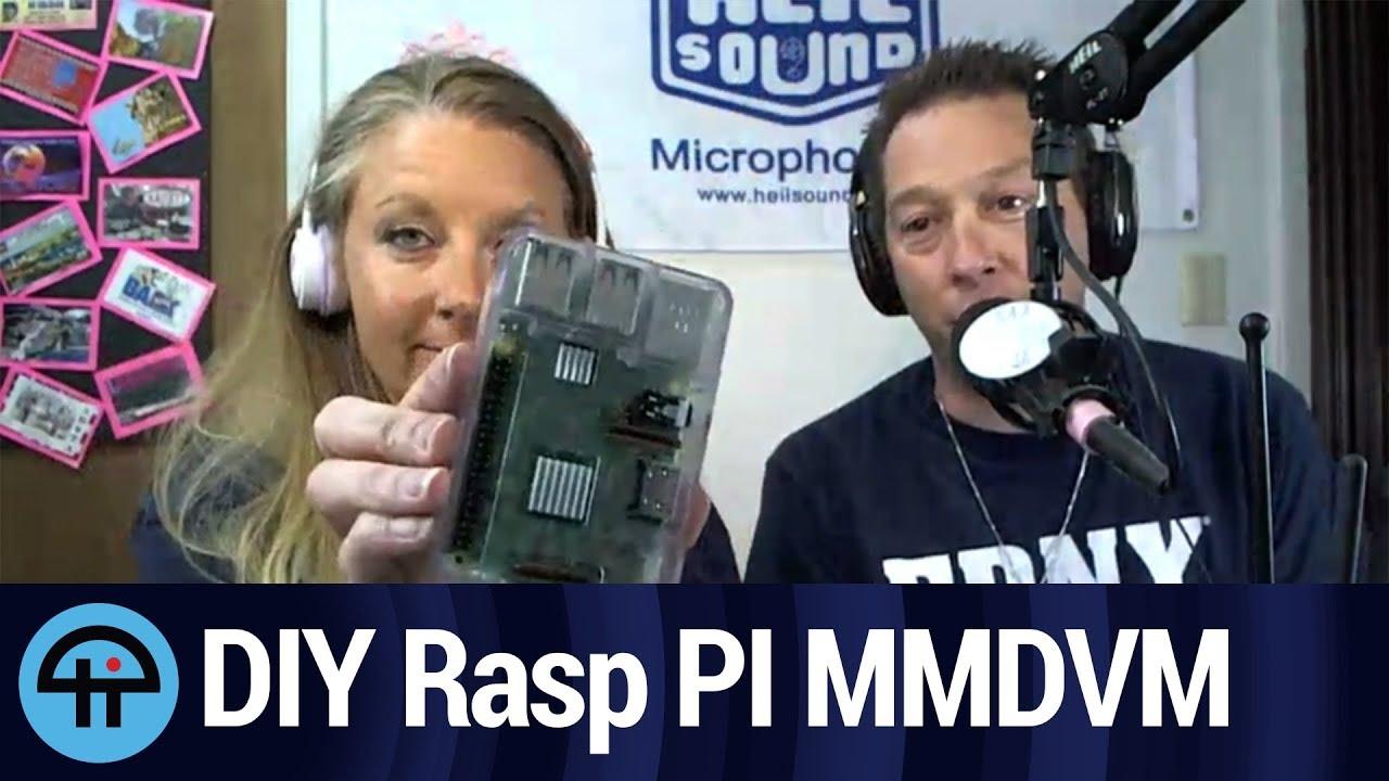 Raspberry Pi MMDVM