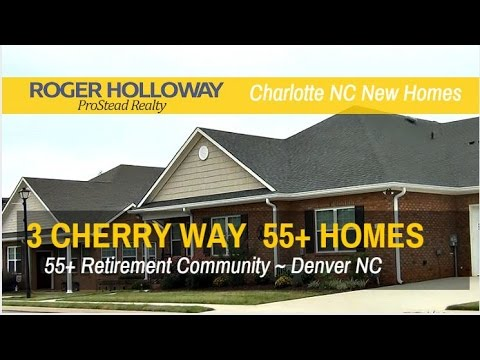 3 Cherry Way Active Adult Retirement Community - Denver NC