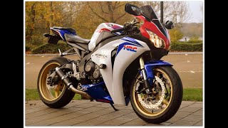 FOR SALE £4,995 - (NOW SOLD) 2009 Honda Fireblade with tasteful extras walk around & start up