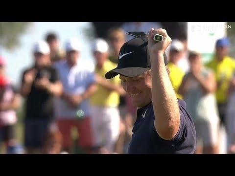 O `bis` de Tom Lewis no Portugal Masters em golfe