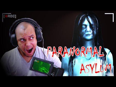 PARANORMAL ASYLUM - MEU CORAÇÃO PAROU !  Gameplay Android