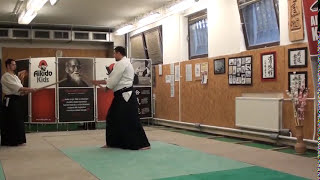 Kumitachi 2- [TUTORIAL] Aikido advanced weapon technique: 組太刀