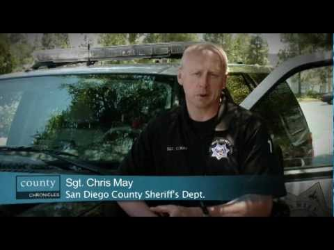 Sheriff's Analysis Driven Law Enforcement Team - San Diego County Sheriff's Department