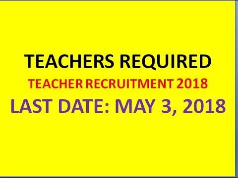 TEACHER RECRUITMENT NOTIFICATION 2018   KALIGIRI CHITTOOR DIST SAINIK SCHOOL TEACHER JOBS/VACANCIES 