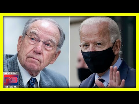 Grassley Asks the One Question EVERY AMERICAN is Wondering About Biden's Illegal Immigration St