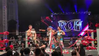 2017 ROH Best in The World - Cody Wins