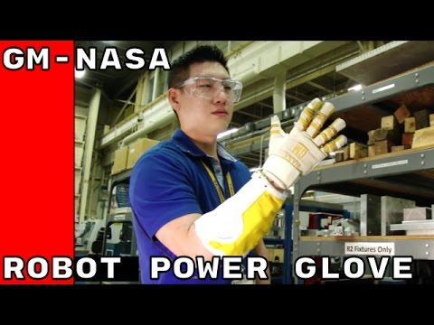 GM-NASA Space Robot Power Glove