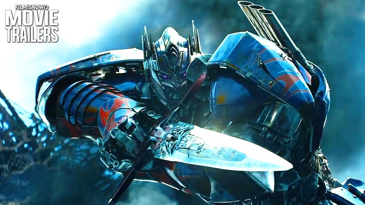 """Transformers: The Last Knight 