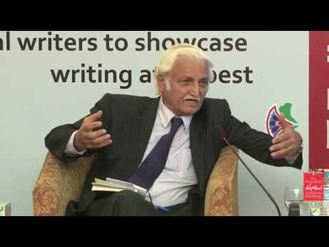 ILF-2014: Book Launch: The Life and Times of ABS Jafri (26.4