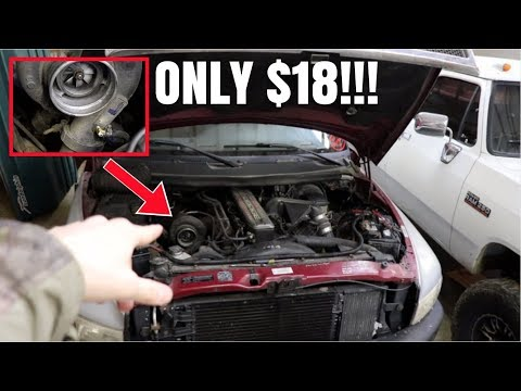 GET MORE BOOST OUT OF YOUR STOCK CUMMINS FOR CHEAP!!! **MUST HAVE MOD**