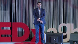 Always rising after a fall: the way of innovation in Japan | Ahmed Abdulkarim Talib | TEDxBaghdad
