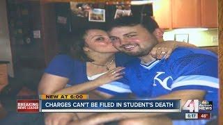 "Former JoCo football star slain by felon, ""self-defense"" prevents charges"