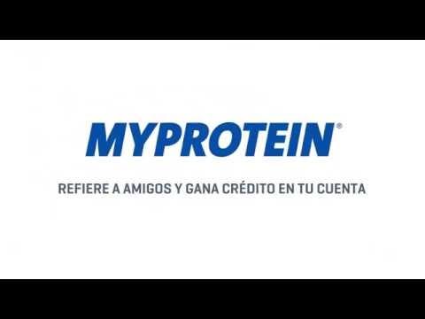 Refiere a Amigos y Gana Crédito en tu Cuenta│MyProtein