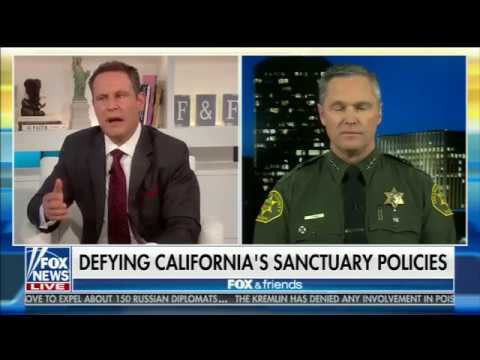 DON BARNES FULL ONE-ON-ONE INTERVIEW ON FOX & FRIENDS   FOX NEWS (3/29/2018)