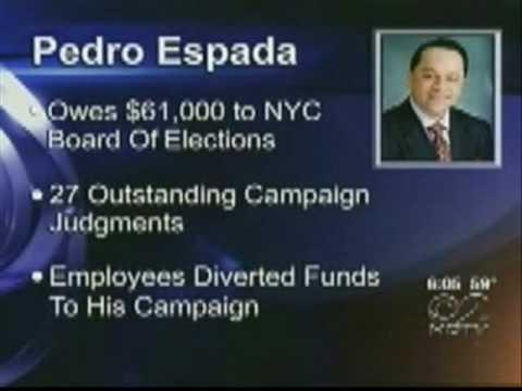 Meet Pedro Espada: New York