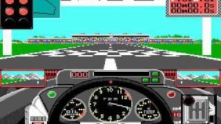 Grand Prix Circuit - Accolade - [MS-DOS]