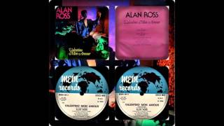 ALAN ROSS - VALENTINO MON AMOUR (VOCAL, INSTRUMENTAL 1985)