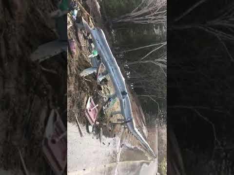 Авария на трассе Южно-Сахалинск – Холмск