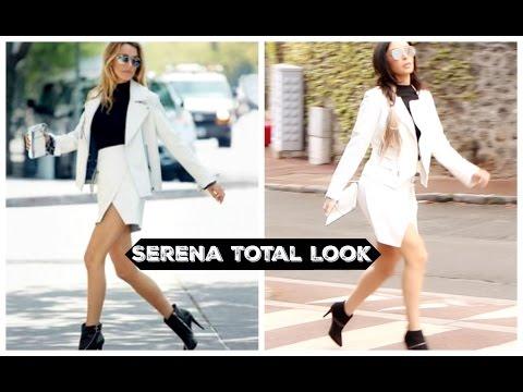 Swap Gossip Girl : Serena Van Der Woodsen Total Look !