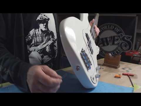 Glarry Instruments 80 Dollar Bass Guitar