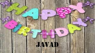 Javad   wishes Mensajes