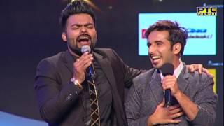 SARTHI K mimicry of KANWAR GREWAL | Funny Moment | LIVE | Voice Of Punjab Season 7 | PTC Punjabi