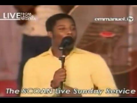 SCOAN 23/11/14: Praises & Worships With Emmanuel TV ... Emmanuel Tv