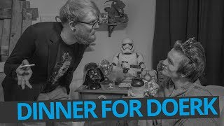 Dinner for Doerk | 33h Livestream mit Brogamerview