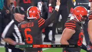 baker mayfield every throw part 2