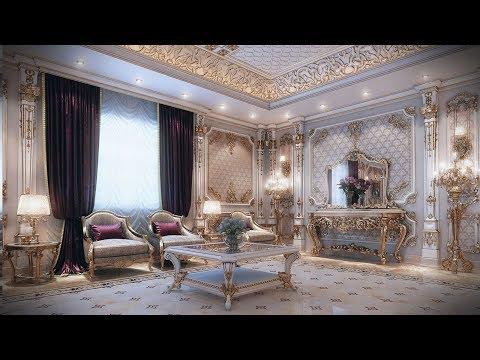 Красивые гостиные