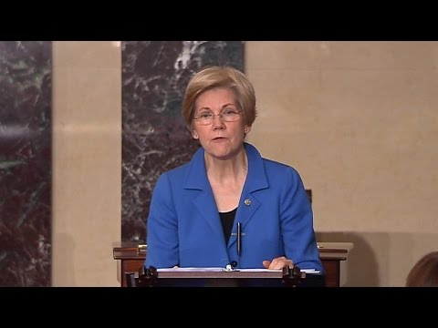 GOP silences Sen. Warren over AG nominee protest