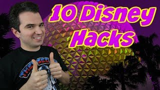 10 Disney Tips, Tricks and Hacks 🌟
