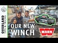 WARN Zeon 10-S, Our New Winch | OVERLAND VEHICLE MODS