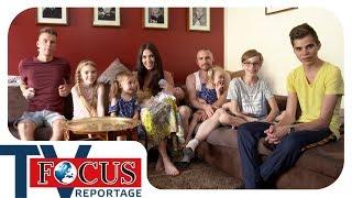 Ferien mit 10 Personen - Familienurlaub XXL!   Focus TV Reportage