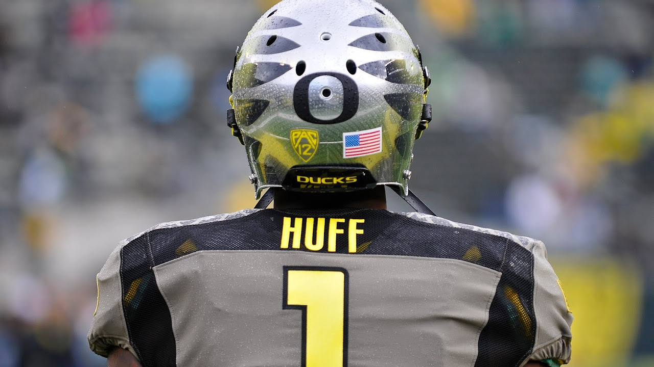 Josh Huff    Oregon Highlights ᴴᴰ - YouTube