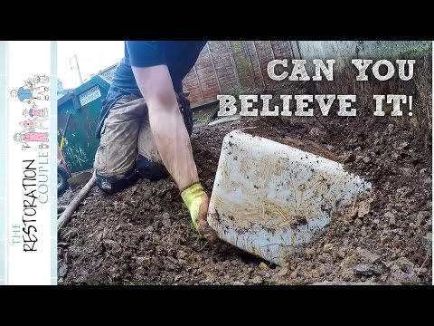 Amazing Discovery while Digging!!
