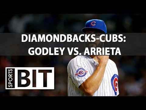 Arizona Diamondbacks at Chicago Cubs | Sports BIT | MLB Picks