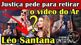 Baixar Léo Santana, Anitta - Contatinho / VÍDEO PODE SAIR DO AR ? ENTENDA