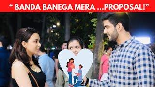 Ladkiyan kabhi propose nahi karti ? True or false | How to propose Public hai ye sab janti hai JM