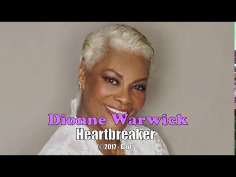 Dionne Warwick - Heartbreaker (Karaoke)