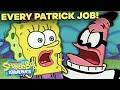 EVERY Job Patrick Star Has Ever Had 💼 SpongeBob