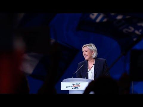 🔴 Discours de Marine Le Pen à la journée des élus FN au Futuroscope de Poitiers 🇫🇷