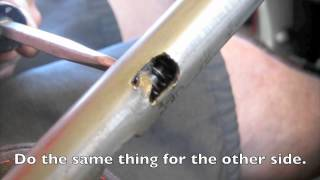 how to install e brake drift button