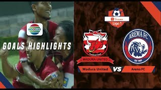 Download Video Madura United (1) vs Arema Malang (0) - Goal Highlight | Shopee Liga 1 MP3 3GP MP4